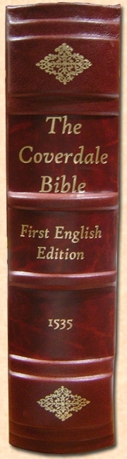 1535 Coverdale Bible:<br>Deluxe Binding<br> [Limited Edition]