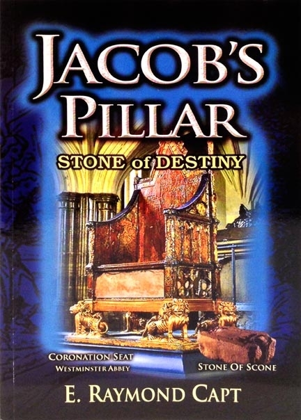 "Jacob's Pillar [Capt]... The Bible's most famous ""Stone"". [Westminster Abbey - London]"