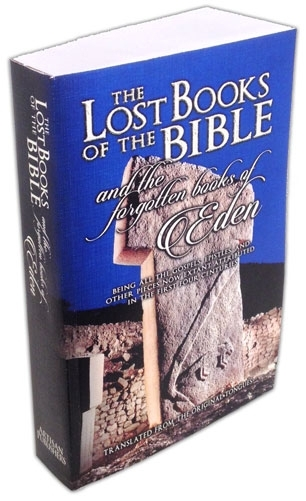 The Lost Books of the Bible  and the Forgotten Books of Eden [2015 New Edition]