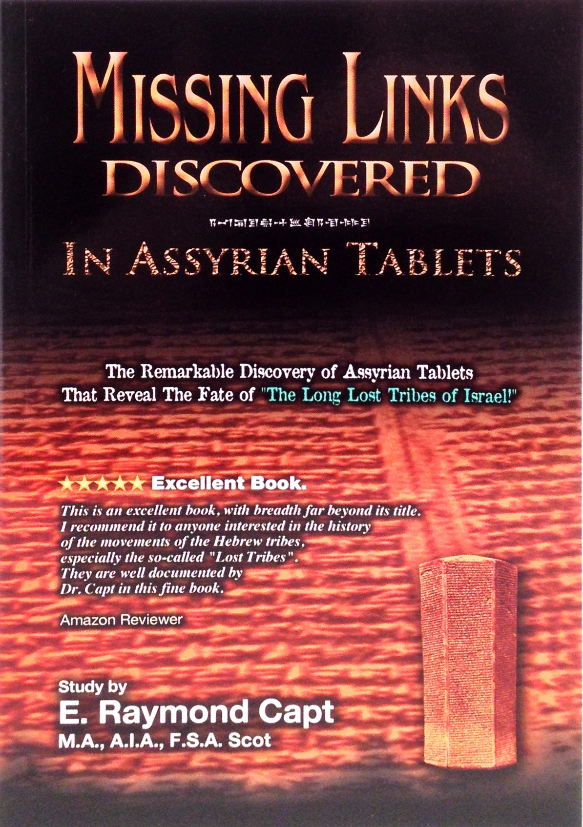 Missing Links Discovered In Assyrian Tablets [Capt] ***THE BEST BOOK - Lost Tribes!