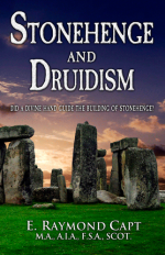 Stonehenge And Druidism [Capt]... Did a Divine Hand guide the building of Stonehenge? [Kindle Available]