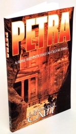 "PETRA... ""A rose-red city half as old as time\"" - E. Raymond Capt [Kindle Available]"