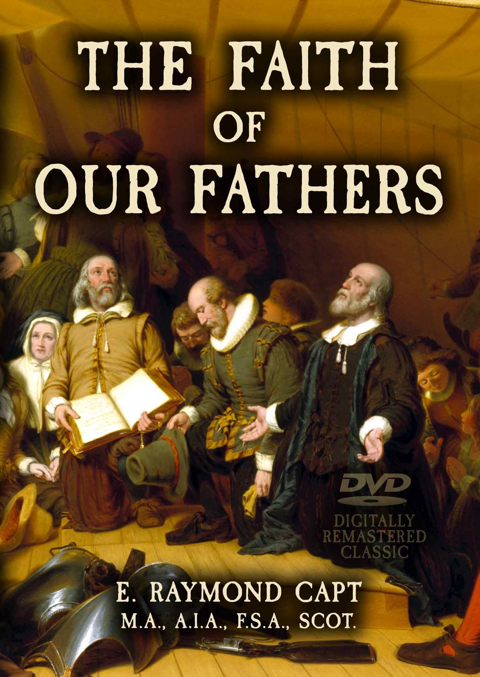 Faith Of Our Fathers [DVD]  Raymond Capt