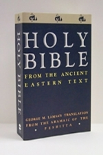 Holy Bible - Aramaic Translation by George M. Lamsa