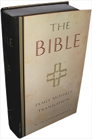 The Bible<br>Moffatt Translation