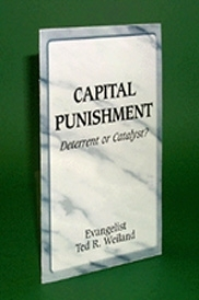 Capital Punishment:<br>Deterrent or Catalyst?
