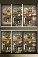 "Biblical Antiquities ""ALL SIX BOOK SERIES"" - [ E. Raymond Capt]"