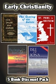 Discount Pack Number 7: <br>Early Christianity
