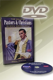 The Role of Pastors & Christians in Civil Government (DVD)