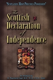 The Scottish Declaration Of Independence