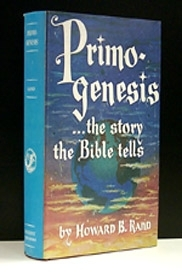Primogenesis ...the story the Bible tells