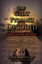 The Great Pyramid Decoded <br> God's Stone Witness!