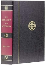 Thw Septuagint with Aprocrypha  (Hardbound)