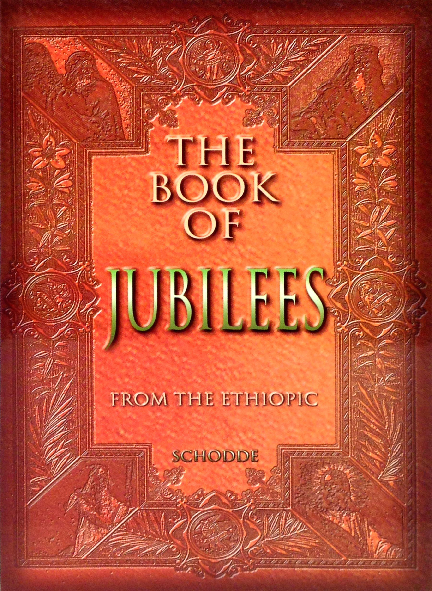 The Book Of Jubilees Little Genesis