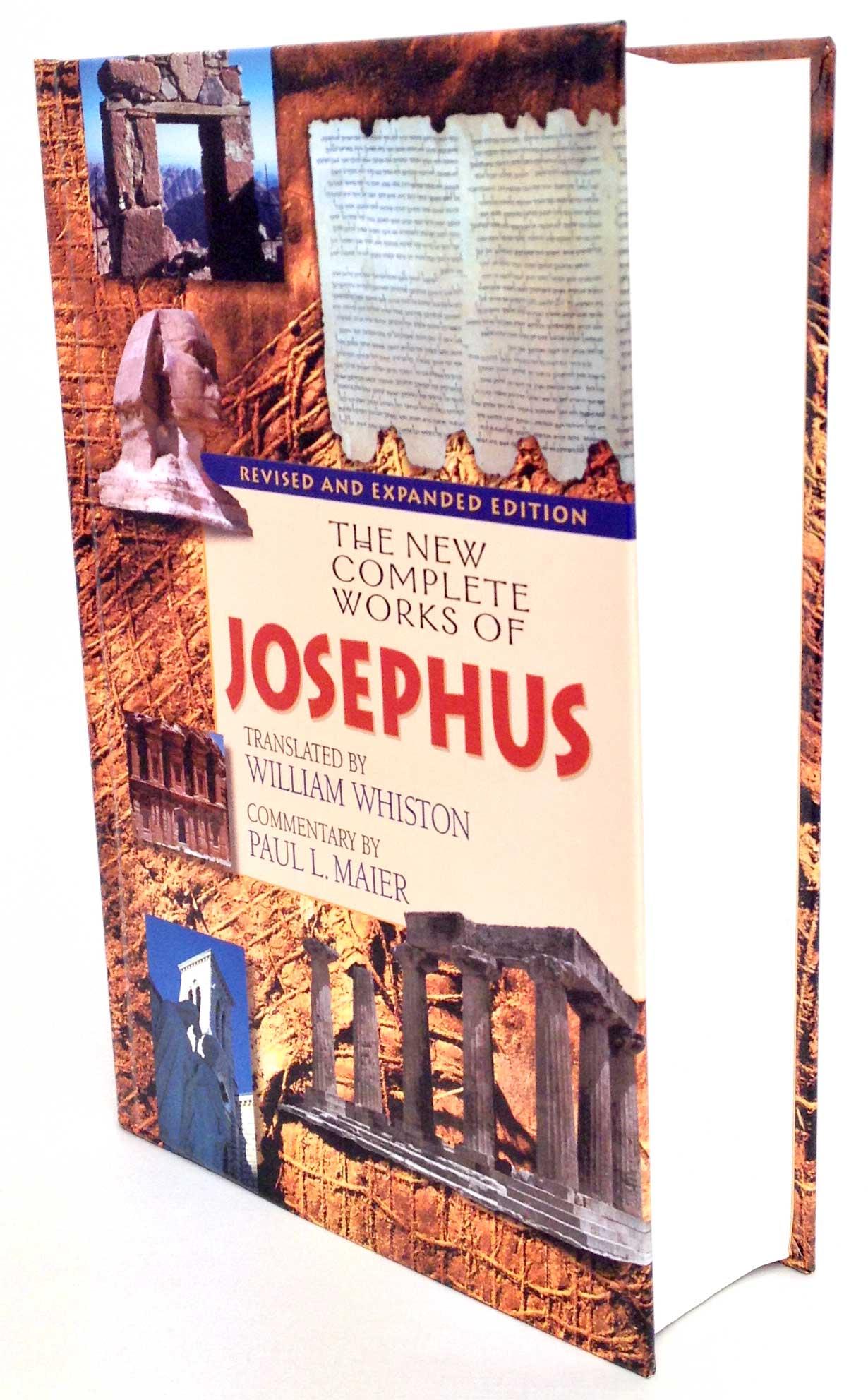 the complete works of josephus pdf